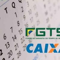 Pagamento FGTS Contas Inativas Janeiro-Fevereiro